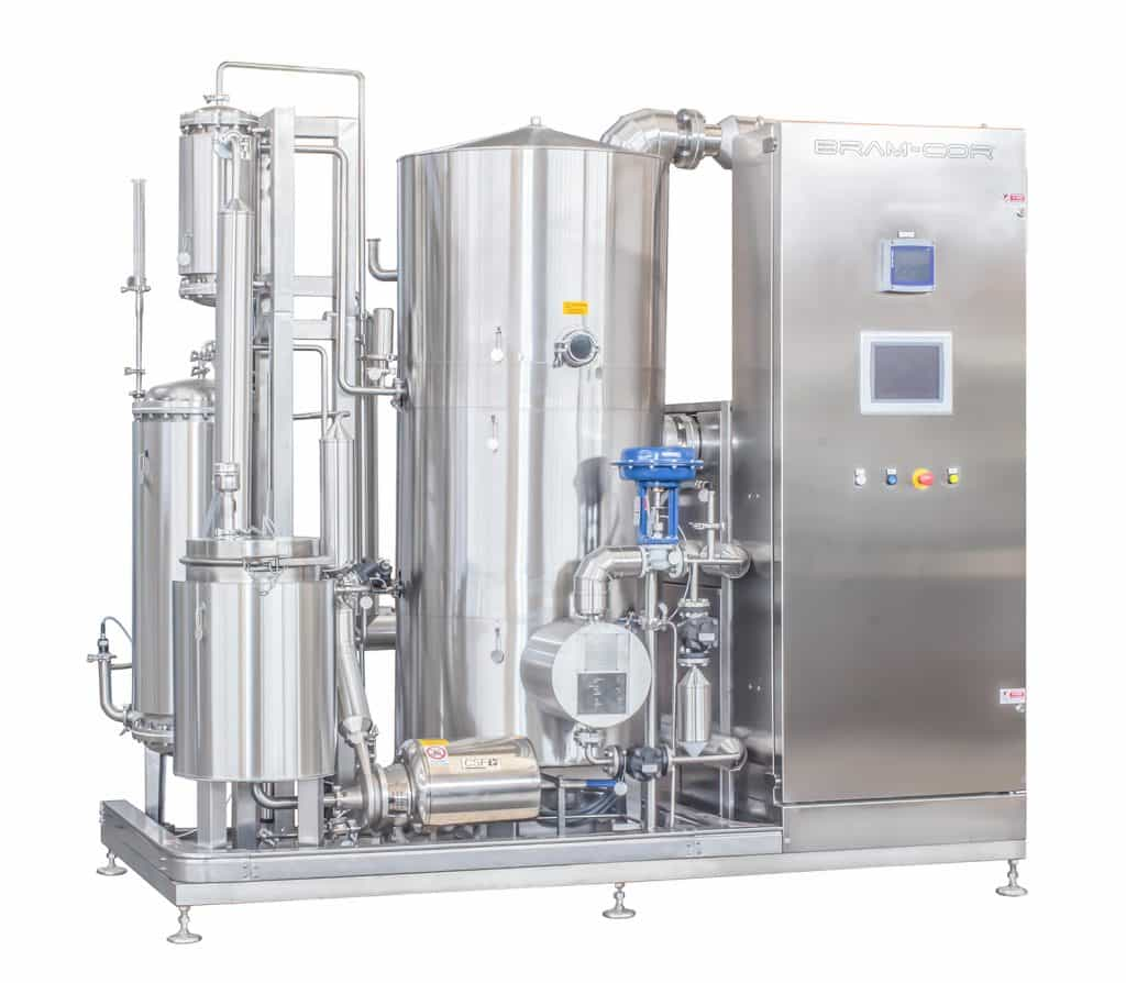 Pharmaceutical Vapor Compression Distiller
