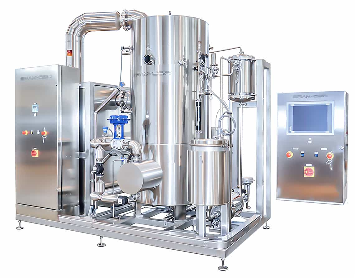 What is Water for Injection? It's the compendial water produced through the Vapor Compression Distillation.