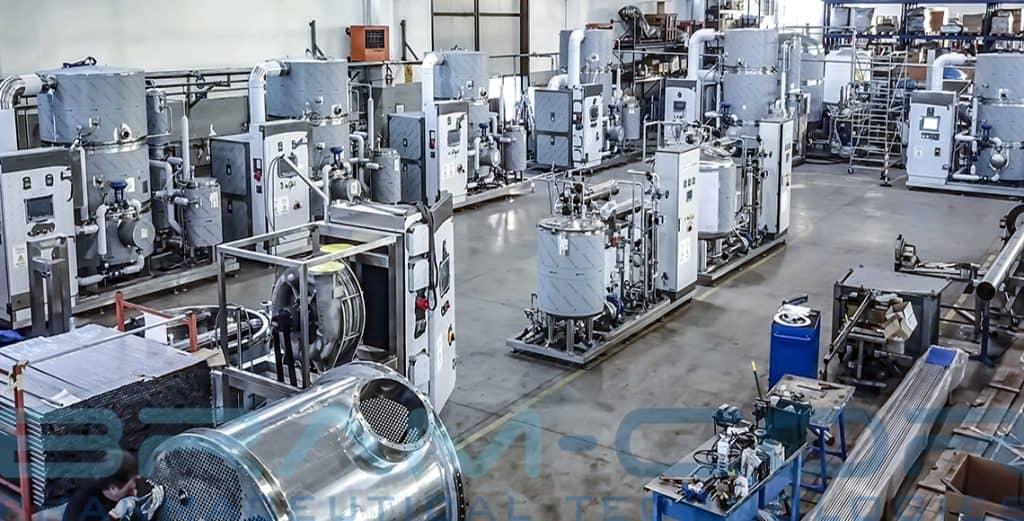 Bram-Cor STMV Vapor Compression systems